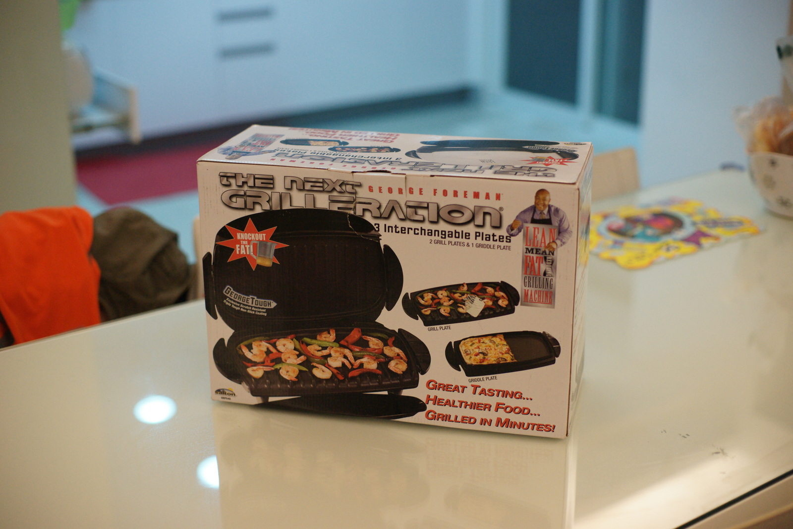 George Foreman Grill電烤爐