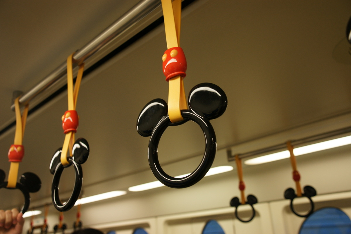 Disney Resort Line 單軌電車